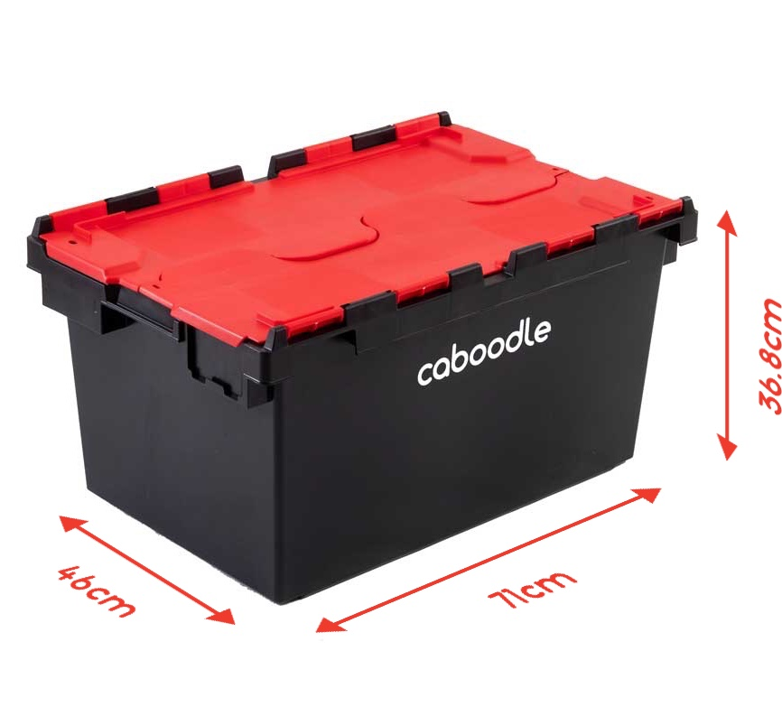 Caboodle boxes are the the largest available